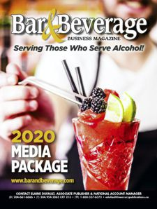 Bar and Beverage MEDIA KIT 2020 cover 225w