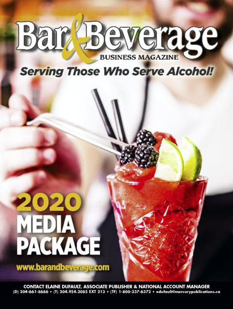 Bar and Beverage MEDIA KIT 2020 cover 480w