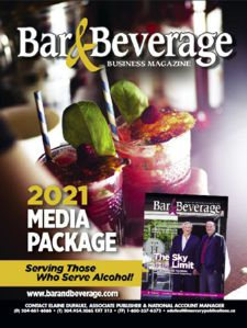 Bar and Beverage MEDIA KIT 2021 cover 225w